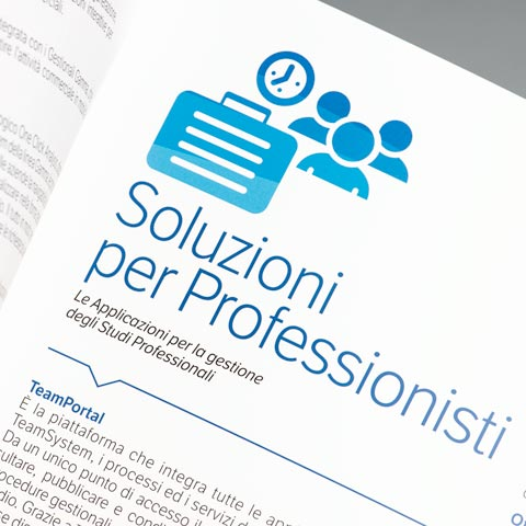 Cataloghi e Brochure TeamSystem