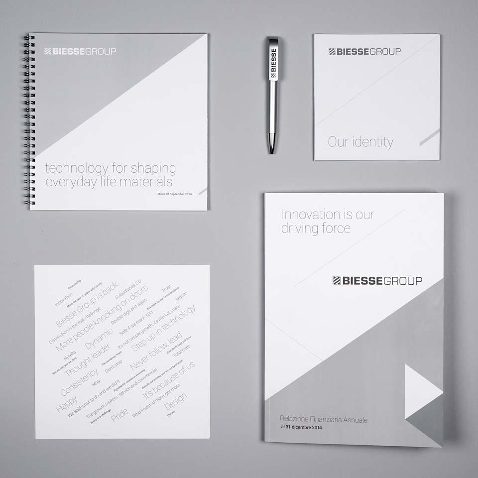 Brand Identity Acanto Comunicazione
