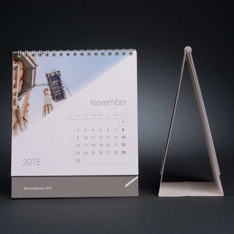 Calendario Biesse Group