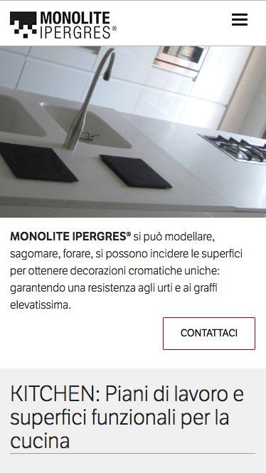 monolite acanto