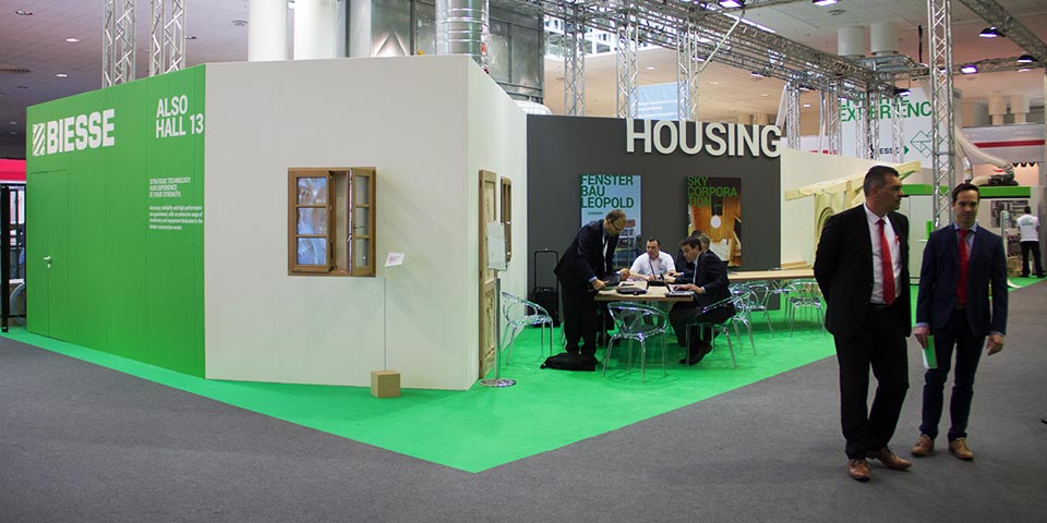 stand fiera ligna biesse group