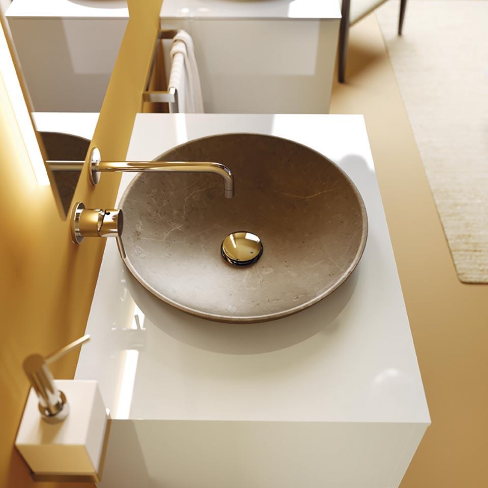 creative agency bathroom renderings