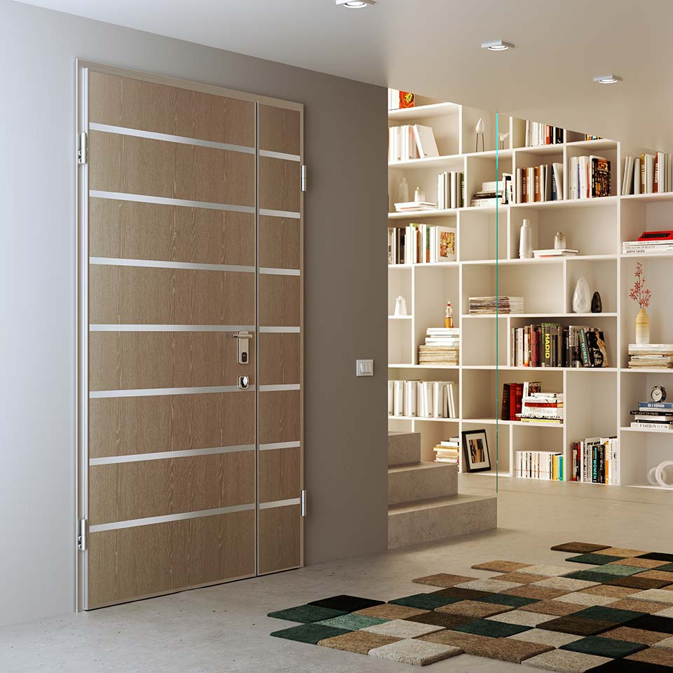 photorealistic doors rendering communication agency