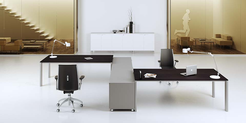 office furnishing professional rendering